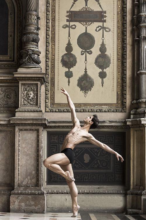 "Davide Dato, Opera ""staatsoper"". . Vienna. Austria"